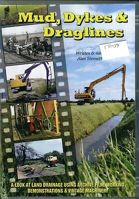 Mud, Dykes & Drag Lines DVD