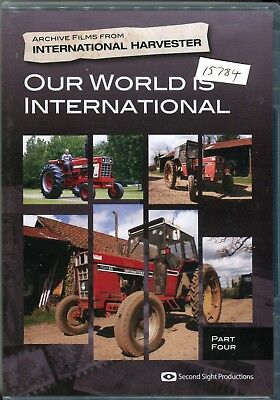 Archive Films from International Harvester Part 4 Our World is International DVD
