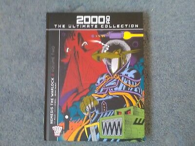 2000AD The Ultimate Collection vol 20 Nemesis the Warlock book 2 Hachette