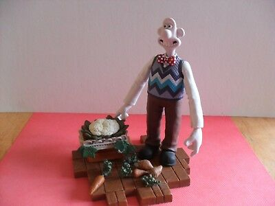 Wallace & Gromit The Curse Of The Were Rabbit Figurine
