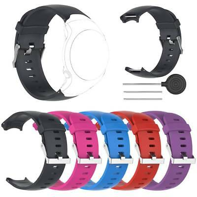 Silicon Watch Strap Wrist Band For Garmin Approach S3 GPS Sports Bracelet