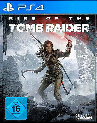 Sony PS4 Playstation 4 Spiel ***** Rise of the Tomb Raider **************NEU*NEW