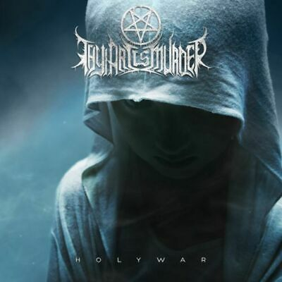 Thy Art Is Murder - Holy War (Aust. Deluxe Ed. w. bonus track) - CD - New