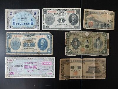 Lot of 22 World Notes