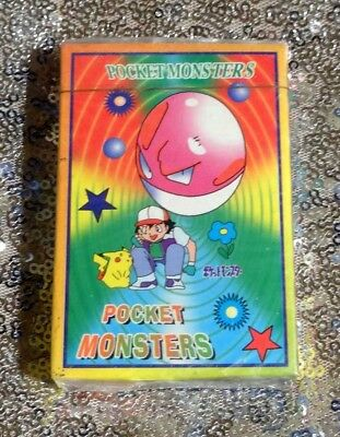 Pet Fairy Poket Monsters Spiel Karten vieler Charaktere