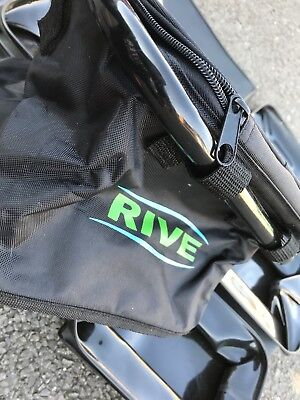Rive EVA bowl case bundle - 7 Bowls £50 cash collected
