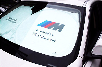BMW Car Sunshade Sun Shield UV-proof M Power Motorsport M sport Sunscreen Shade