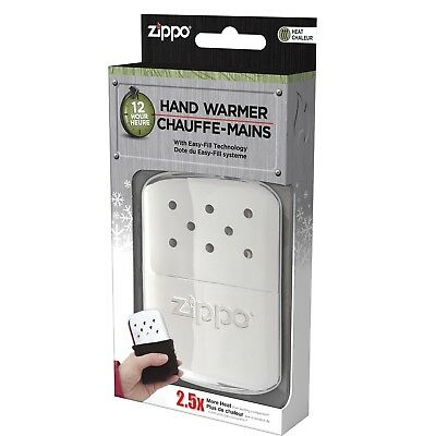 Zippo 40323 Hand Warmer 12 Hour - High Polish Chrome