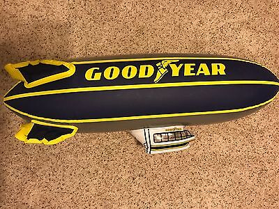"""Inflatable Good Year Blimp 31"""" Long New In Package"""