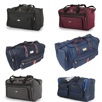 HAND Luggage Sports Gym Travel School Work Holdall Carry Weekend Business Bag