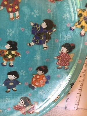 "13"" Adorable Serving Platter or Plate"