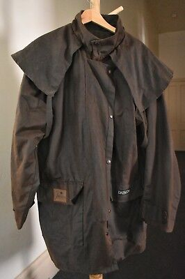 Jacaru Tracker Oilskin Coat XL