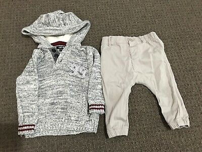 Industrie Kids Hooded Knit 0 Baby Cotton On Chino 0