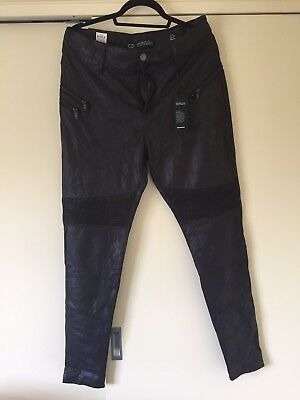 Brand New City Chic Size 14R Harley High Rise Skinny Pants