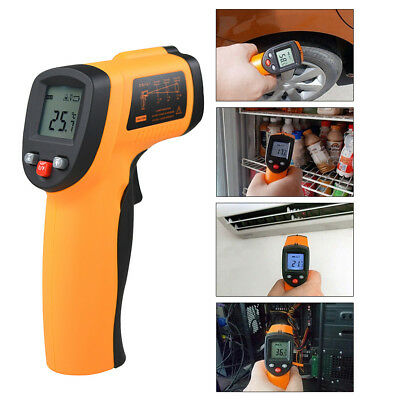 GM550 Handheld Non-Contact IR Infrared Digital Thermometer Laser GM550 ME
