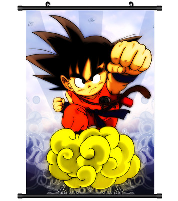 B4442 Dragon Ball anime manga Wallscroll Stoffposter 25x35cm