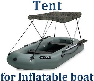 Tent for inflatable dinghy boat Awning Bimini  sc 1 st  PicClick & INFLATABLE BOAT Transom Launching Wheel For Inflatable Dinghy ...