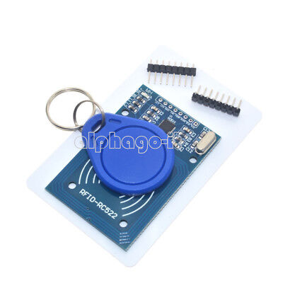 RFID RC522 Reader IC Card Antenna Module Tags SPI Interface Read Write