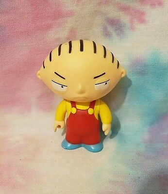 Family Guy STEWIE Baby Series 1 Action Figure 2004 Mezco