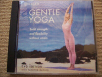 Gentle Yoga dvd by Gaiam with Suzanne Deason