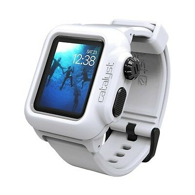 Catalyst - Case for Apple Watch38mm Series 2 and Series 3 - Alphine White