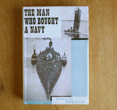 Book The Man Who Bought a Navy, Scapa Flow, German High Seas Fleet, Siebe Gorman