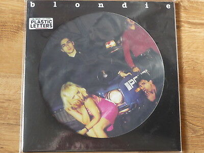 Blondie - Plastic Letters  2016 Picture Disc  New (Sealed)   Punk / New Wave