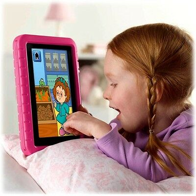 Fisher Price Kid-Tough Apptivity Case for Kindle Fire, Pink MIB
