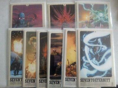 Seven to Eternity #1-9 Rick Remender Jerome Opeña James Harren