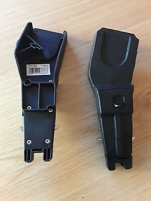 Mothercare Orb Maxi Cosi/Cybex car seat travel system adapter