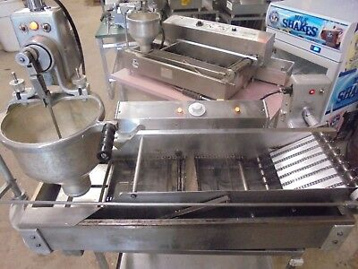 Donut Machine / Maker / Fryer / Belshaw Dr-42  >>$2850.00 << Full Size Donuts