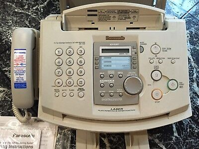 Panasonic KX-FL521 Laser - Monochrome, Fax, Phone, Answer & Copier