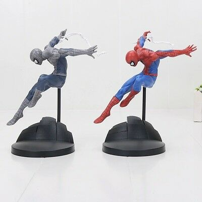 18 cm Spiderman Figur Statue Marvel The Avengers Comic Action Sammler Figuren