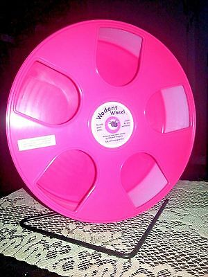Wodent Wheel Exercise/Nail Trimmer Combo 11 Inch (Hot Pink/Lavender)   eBay