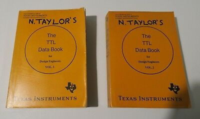 The TTL Data Book for Design Engineers by Texas Instruments Seventh Edition 1984