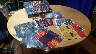 Dungeons and Dragons Brettspiel - OVP!!! - D&D -