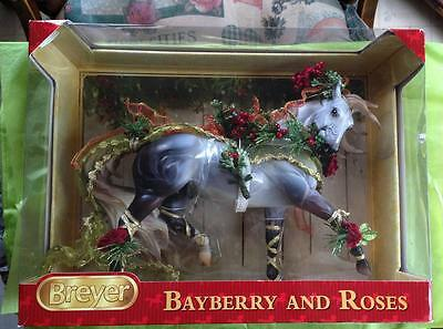 BREYER Bayberry and Roses #700117 esprit espirit mold 2014 Holiday Horse [-]