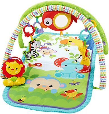 Fisher-Price -  Tapis Amis de la Jungle 3 en 1 - NEUF