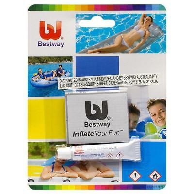 Bestway Repair Patch Kit  for Airbeds,Inflatable pools,boats,toys