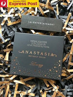 ANASTASIA BEVERLY HILLS x AMREZY ABH HIGHLIGHTER - LIGHT GOLD - NEW & AUTHENTIC
