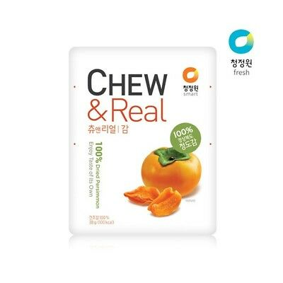 chungjungone CHEW & Real Sweet Persimmon 38g K-FOOD