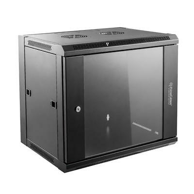 PrimeCables® 9U Wall Mount Network Server Cabinet Rack