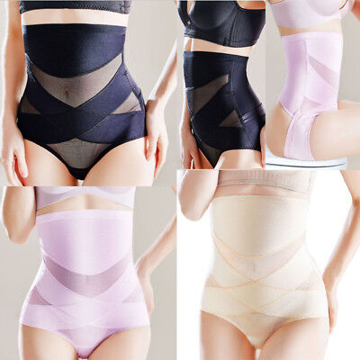 Women Body Tummy Shaper Control Lift the Hips Corset Shapewear High-waist Panty