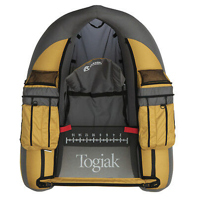 Classic Accessories Togiak Fishing Float Tube River Lake For Stability Buoyancy