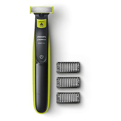 Hybrid Electric Trimmer and Shaver Man's Philips Norelco OneBlade  QP2520/70