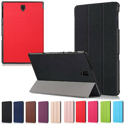 """Slim Smart Cover Case Stand for Samsung Galaxy Tab A 10.1"""" T580 / T585 Tablet"""