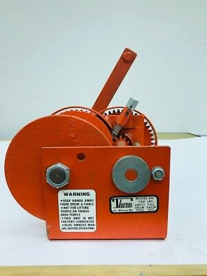 Thern Model 441 Hand Winch