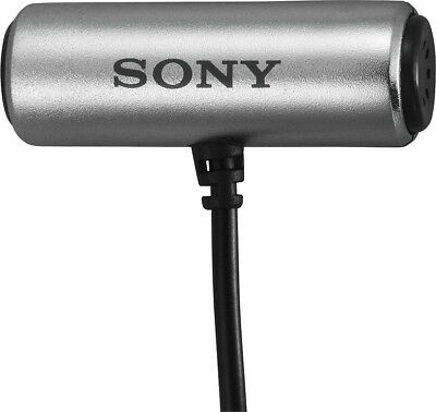 Open-Box Excellent: Sony - Omnidirectional Condenser Microphone
