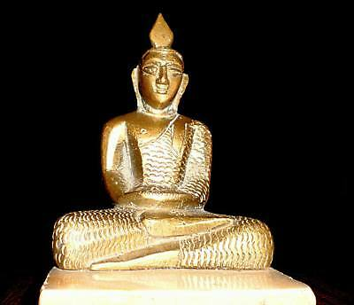 Buddha, Figurine Meditating of the 17-18th century