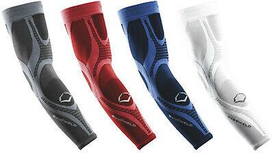 EvoShield MLB Baseball/Softball Active DNA Compression Arm Sleeve In Game